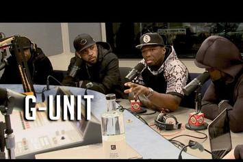 G-Unit On Hot 97