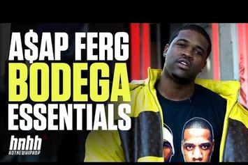 A$AP Ferg Gives Us A Tour Of His Favorite Bodega In NYC