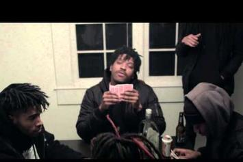"""RichPoSlim Feat. Father & KCSB """"Pretty Corpse """" Video"""