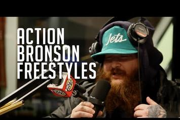 "Action Bronson ""Funkmaster Flex (Freestyle)"" Video"