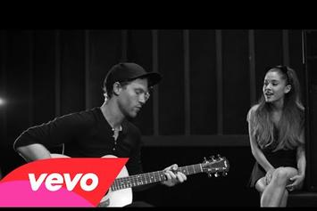 """Ariana Grande Feat. The Weeknd """"Love Me Harder (Acoustic)"""" Video"""