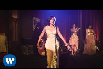 "K. Michelle ""Something About The Night"" Video"