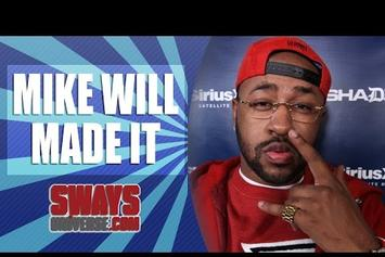 Mike WiLL Made It Sway In The Morning Interview