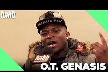 "OT Genasis Talks ""CoCo"" Remix & East Coast Success"