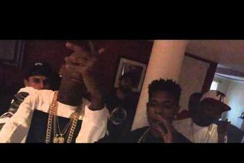 "Soulja Boy ""Red Dot"" Video"