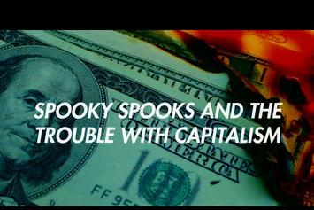 "King Fantastic ""Spooky Spooks And The Trouble With Capitalism"" Video"