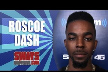 Roscoe Dash Freestyles On Sway In The Morning