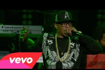 """T.I. Performs """"About The Money"""" In L.A."""
