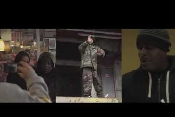 "The Lox Feat. Dyce Payne ""Three Kings"" Video"
