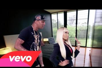 "Cam'ron Feat. Nicki Minaj & Yummy ""So Bad"" Video"