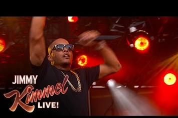 """T.I. """"About The Money (Jimmy Kimmel Live Performance)"""" Video"""