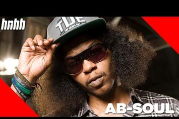 "Ab-Soul Details The Making Of ""W.W.S.D."""