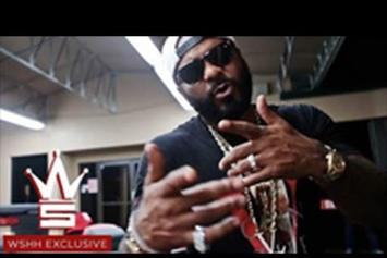 "Jim Jones Feat. Ball Greezy, YD, Zoey Dollaz & Killa Wattz ""What The Fuck You Mean"" Video"