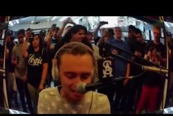 Logic Freestyles On Soul Assassins Radio