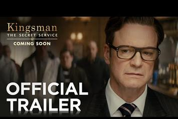 """Iggy Azalea Previews Collaboration With Ellie Goulding In """"Kingsman"""" Trailer"""