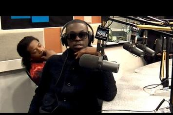 Bobby Shmurda Talks To Angie Martinez On Power 105.1