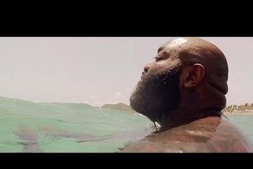 "Rick Ross ""Drug Dealers Dream"" Video"