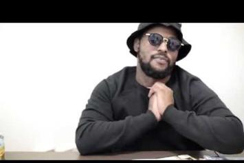 Schoolboy Q Shares Hilarious Groupie Story