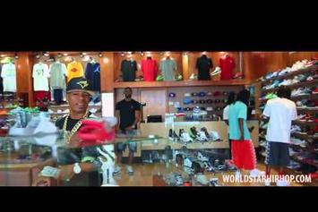"Plies ""Neva Had Shit"" Video"