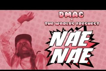 """Dmac """"Nae Nae (Prod. By The World's Freshest)"""" Video"""
