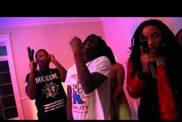 "Chief Keef ""Close That Door"" Video"