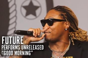 "Future Performs Unreleased Song, ""Good Morning"" At SXSW"