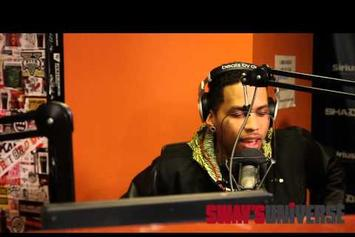 Kid Ink, Evidence & Alchemist Freestyle On Sway In The Morning