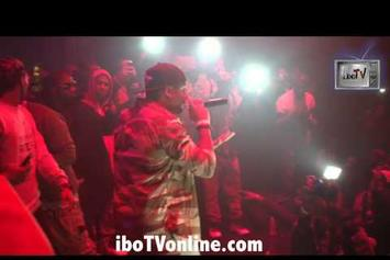"""The LOX Bring Out Busta Rhymes, Jim Jones & More At """"The Trinity"""" Release Party"""