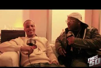 T.I. Speaks On Trinidad James' New York Comments
