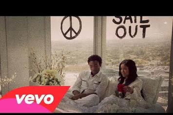 "Jhene Aiko Feat. Childish Gambino ""Bed Peace"" Video"