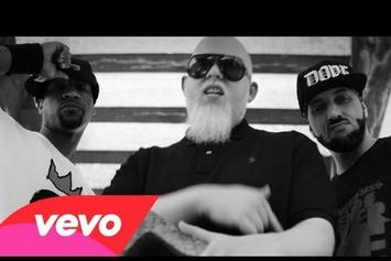 "R.A. The Rugged Man Feat. Brother Ali & Masta Ace ""The Dangerous Three"" Video"