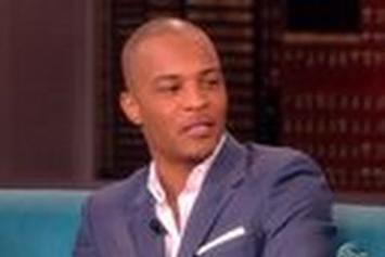 """T.I. """"Speaks On """"Blurred Lines"""", The Family Hustle & More On 'The View'"""" Video"""