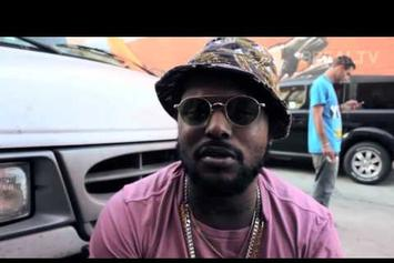"Schoolboy Q ""Talks OG, Wax & Being The Biggest Smoker"" Video"