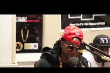 "2 Chainz ""Talks ""Feds Watching,"" Growth & More"" Video"