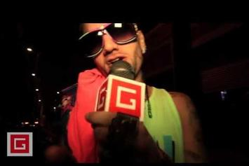 "Riff Raff ""Talks Jubilee Music Festival "" Video"