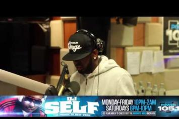 """Troy Ave Feat. BSB """"Feestyles On Power 105"""" Video"""