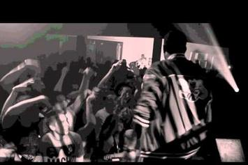 """Big K.R.I.T. """"King Without A Crown (Live In Portland)"""" Video"""