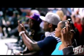 "50 Cent Feat. G-Unit ""Takeover In Barcelona & Brussels"" Video"
