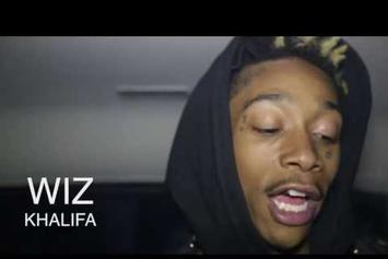 """Wiz Khalifa Feat. MGK, Smoke DZA, Action Bronson & More """"Talk About Their First Tokes & Munchies"""" Video"""