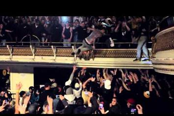 "Machine Gun Kelly ""Lace Up Tour 2013 (Vlog)"" Video"