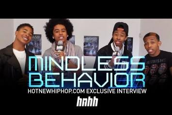 "Mindless Behavior ""Mindless Behavior - HNHH Exclusive Interview"" Video"