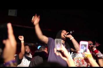 "Waka Flocka ""Disses Gucci Mane At Dipset Concert"" Video"