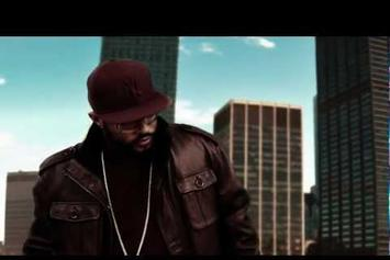 """Innocent? Feat. Roc Marciano """"Time For Change"""" Video"""