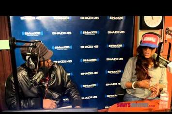 "Eve ""Freestyles On Sway In The Morning"" Video"