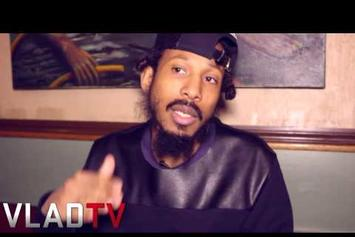 "Shyne ""Calls Out President Obama For Not Stopping Chicago Violence"" Video"