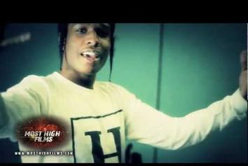 """ASAP Rocky """"Freestyles Over 'Clique' On Power 96"""" Video"""