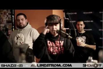 "Mac Miller Feat. The Come Up Boys ""10 Minute Freestyle On Showoff Radio"" Video"