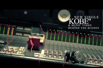 """Chief Keef """"In The Studio Recording """"Kobe"""""""" Video"""