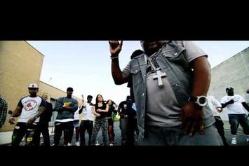 "Fred The Godson Feat. Friday October ""Stuntin' On You"" Video"