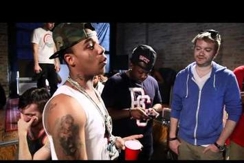 "Yung Berg Feat. Twista ""BTS Of ""I Get It In"""" Video"